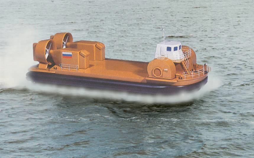 Project 18810 Cargo air-cushion vessel